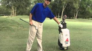 Hank Haney: 3-Wood To Chip