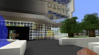 Burj Al Arab Dubai Entrance Minecraft