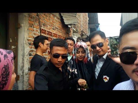 Awkarin Dikawal 6 Bodyguard Ke Pengajian Oka Mahendra Putra
