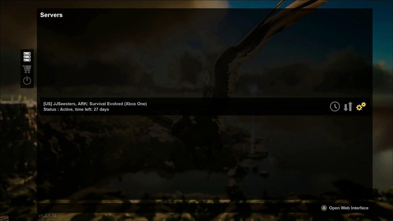 Xbox One Ark Survival Tutorial: Set Yoursef as Admin on Your Nitrado Rented  Server