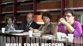 Maria Soave Buscemi: la presenza femminile nella Chiesa, il diaconato della donna