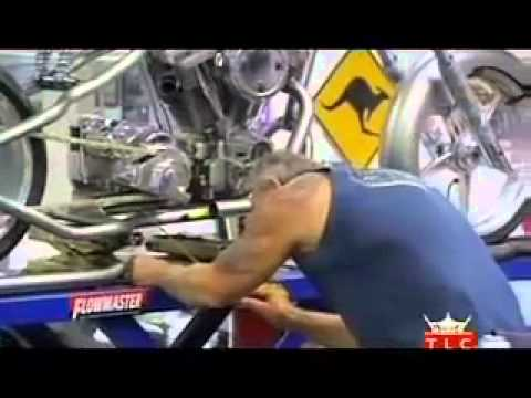 American Chopper vs The Metric System- Why mechanics should not work in inches. VIDEO]