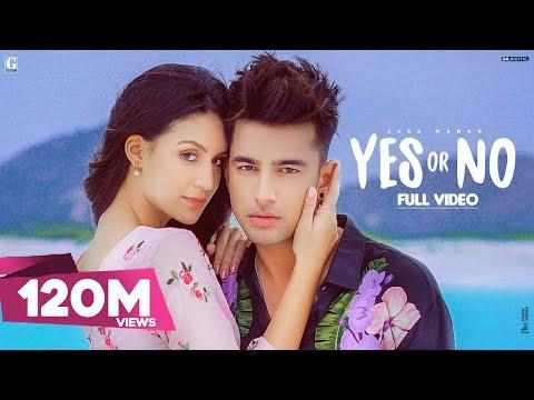 YES OR NO : Jass Manak (Official Video) Satti Dhillon | GK DIGITAL | Latest Punjabi Songs | Geet MP3