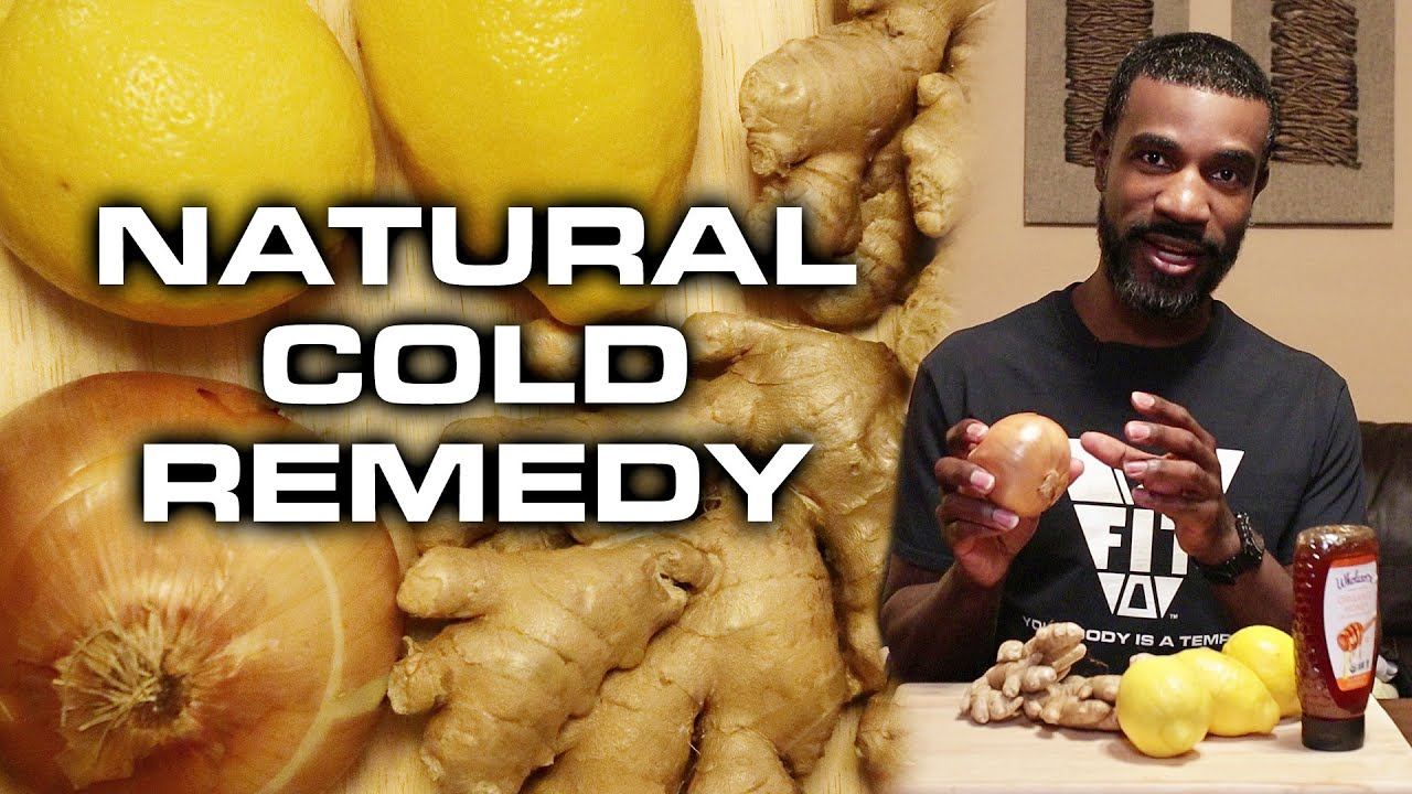 Download How to Cure a Cold, Cough, Stuffy Nose, or Sore Throat Naturally