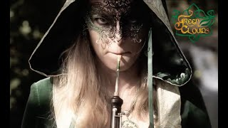 GREEN CLOUDS - Trance Celtica (official videoclip)