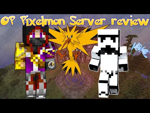 Minecraft Op Pixelmon Server Review with...