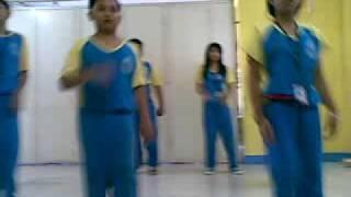pitbull-go girl dance steps(HHIS)