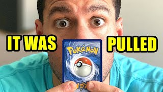 *I PULLED A $55,000 POKEMON CARD?!* Opening 1st Edition Pack!