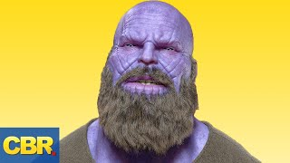 10 Things That Will Happen Once Thanos Retires