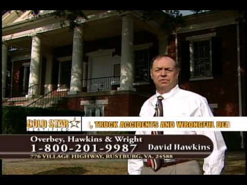 Personal Injury Attorneys in Lynchburg, VA - Overbey, Hawkins & Wright