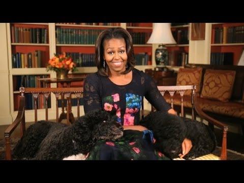 Michelle Obama's Birthday Message to Ellen