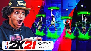 NBA 2K21 MOMENTS THAT FEEL LIKE NEXT GENERATION GAMING