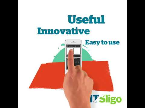 App Design and User Experience SG250 - Institute of Technology Sligo