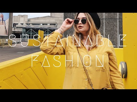 SUSTAINABLE FASHION HAUL/CHAT | REFORMATION, PEOPLE TREE, BRIDSONG AND MORE...