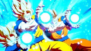 Dragon Ball FighterZ - All Supers and Ultimate Attacks - All Variations (1080p 60FPS)