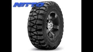 Nitto Mud grappler 60000 mile review