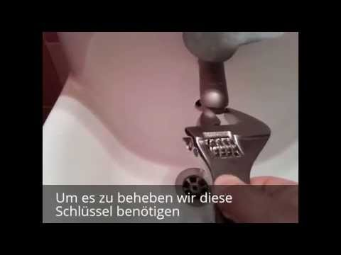 wie kann man den wasserdruck erh hen youtube. Black Bedroom Furniture Sets. Home Design Ideas
