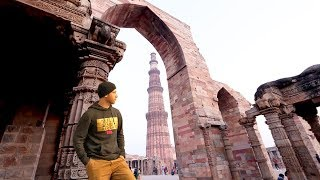 INCREDIBLE PLACES YOU MUST VISIT in Delhi + Southern Indian Food | Delhi, India
