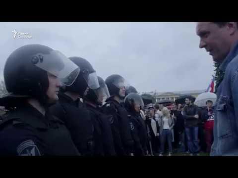 Протестные акции 12 июня в Москве (ХРОНИКА)