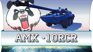 Armored Warfare: AMX-10RCR Vive la France!