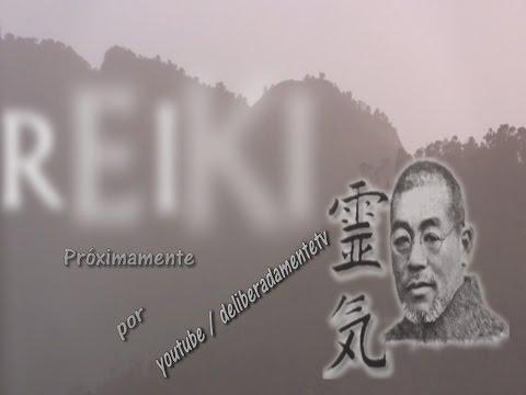 Los 5 Principios del Reiki Canto Japones (subtitulado al español)