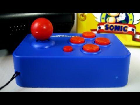 Rupieciarnia: Sega Mega Drive Arcade Nano