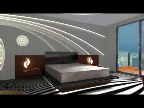 Architectior design solidworks2012 concept hotel room design