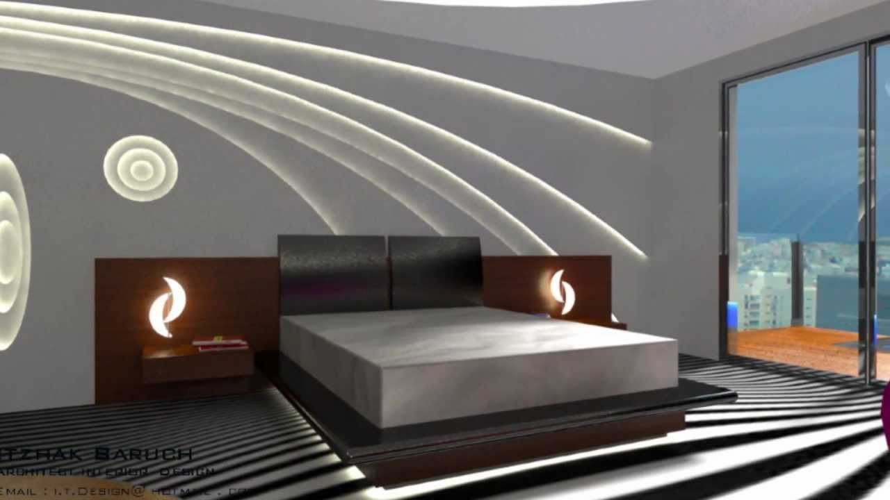 Architectior design solidworks2012 concept hotel room for W hotel bedroom designs