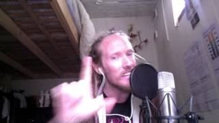 'Anomalous Monism' Rap Vlog 3 - Hugo The Poet (Hip-Hoptimist)
