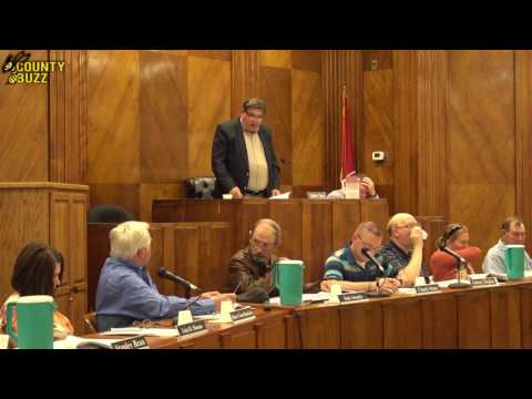 County Commission Meeting 3/20/17