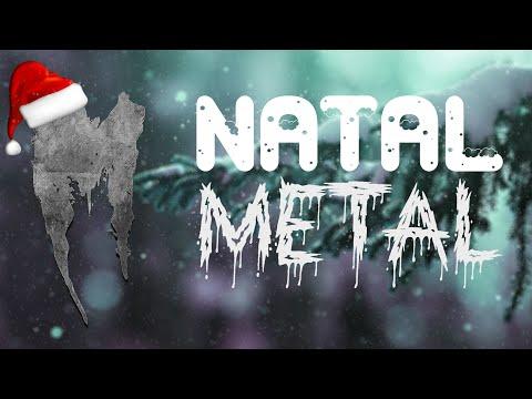 Meggera - Natal Metal Oficial Letra Vídeo