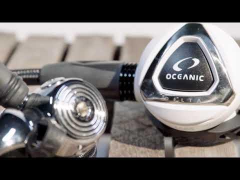 ScubaLab Testers Choice: Oceanic Delta 5 Regulator