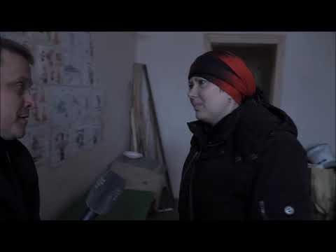 Соорганизаторка референдума в Золотом-4 Елена Харченко