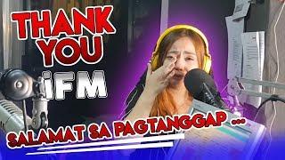 Download Video DJ KARA NAGING EMOSYONAL! THANK YOU iFM | CANDIYEY MP3 3GP MP4