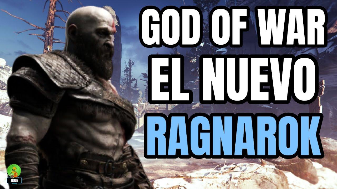 GOD OF WAR RAGNAROK EL NUEVO RAGNAROK Y COMO KRATOS LO CAMBIO