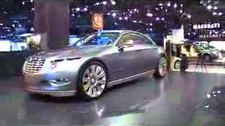 Chrysler Nassau concept car