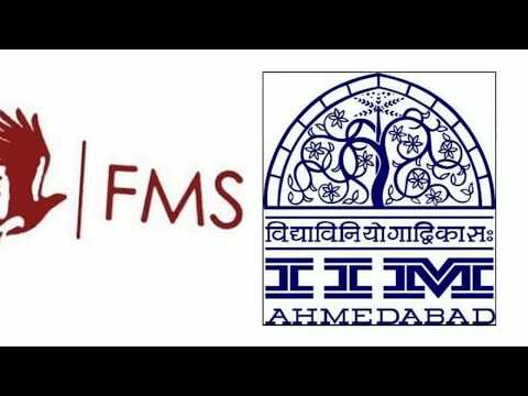 Why IIM Ahmedabad fees is 100 times more than FMS for MBA?