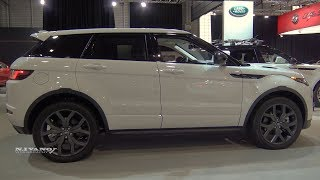 2018 Range Rover Evoque - Exterior And Interior Walkaround - 2018 Quebec Auto Show