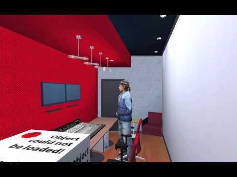 Jupiter Studios Shipping Container Recording Studio Idea 1