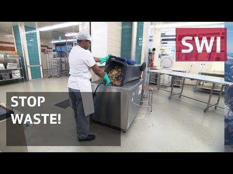 How one Swiss hospital slashed food waste
