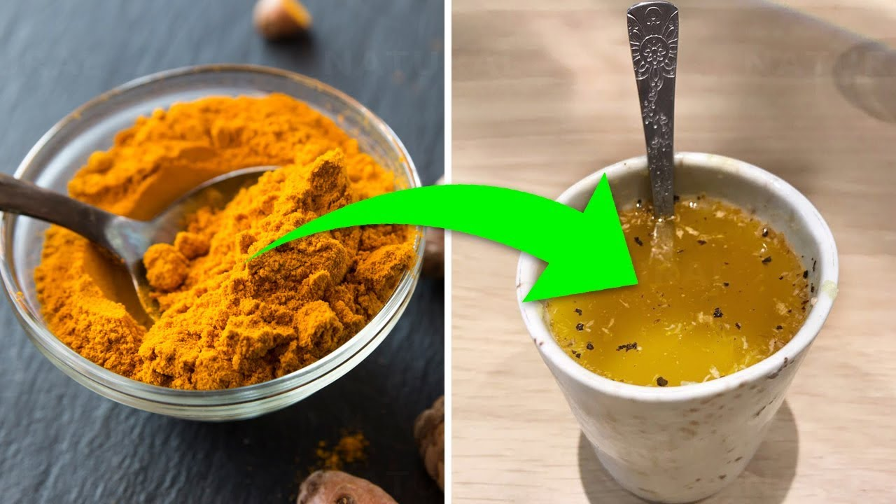 How To Use Turmeric Correctly Every Day, To Have Amazing Results!