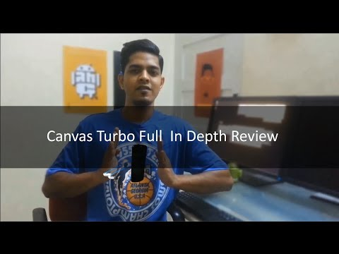 Micromax Canvas Turbo A250 Full In Depth Review