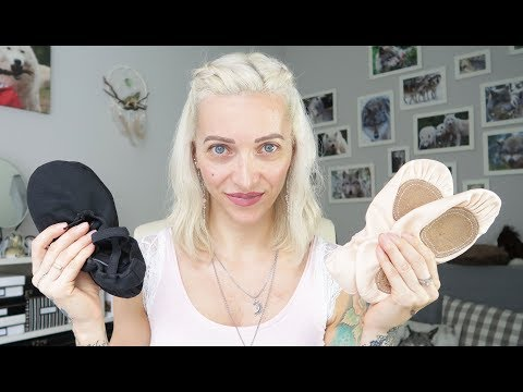 My Vegan Ballet Slippers | Tempo by Grishko