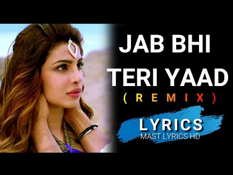 jab-bhi-teri-yaad-aayegi-remix-|-mast-lyrics-hd