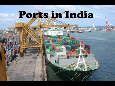 Major Indian Ports