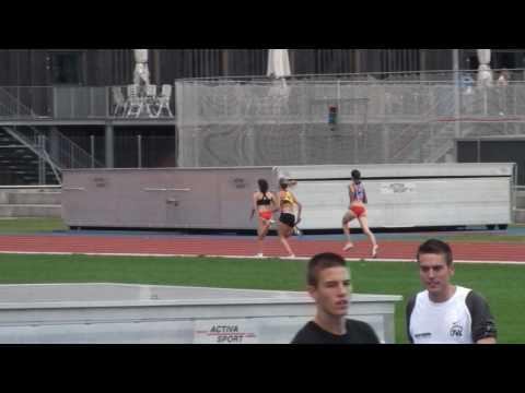 4x400m Femmes Championnats Suisses 2009