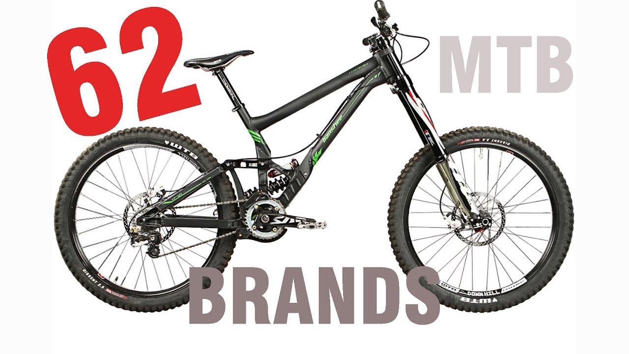 Premium Mountain Bike Brands - YouTube