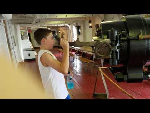 USS OLYMPIA.....6/26/2016
