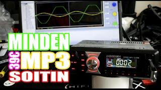 EP-Autohifi.net | MINDEN KS305 MP3 -Soitin