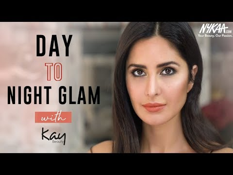 Katrina Kaif's Easy Day To Night Glam Makeup Look | Kay Beauty | Nykaa